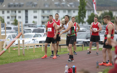 Wir reisen mit 18 Athleten an die Schweizermeisterschaft Steinstossen