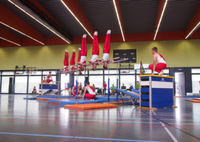 Turnfest Oberfrick Aktive