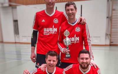 Wintermeister Faustball – MTV Herznach 1