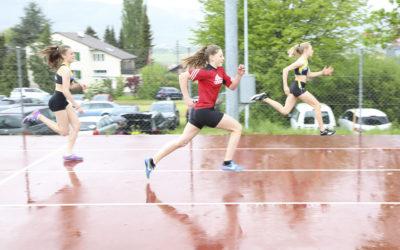 Wir sprinten zu 16 Medaillen am schnellsten Fricktaler