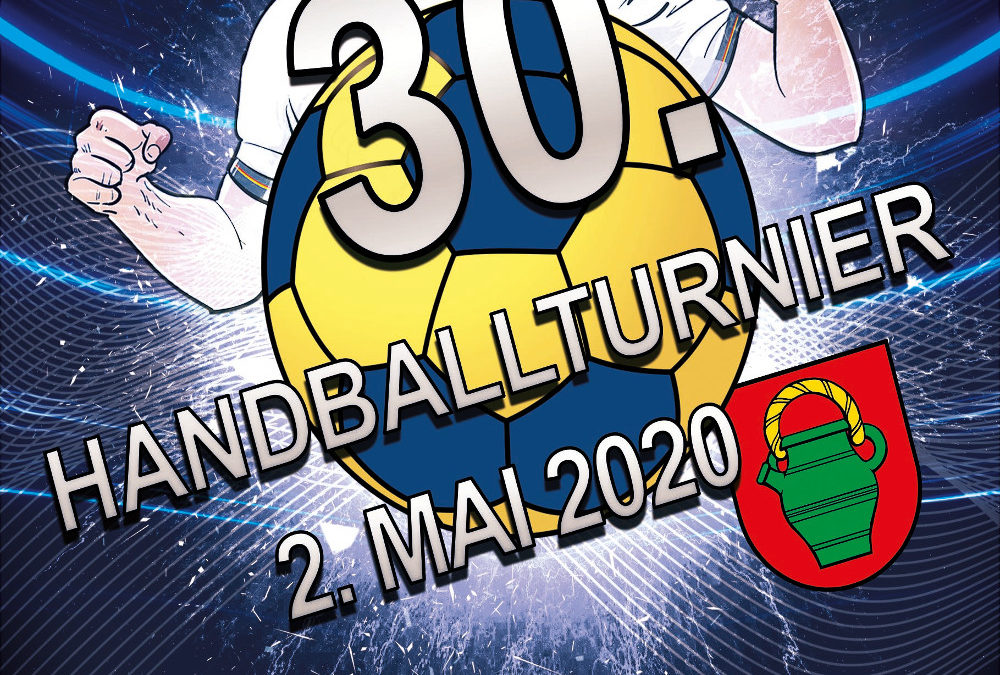 Handballturnier ABGESAGT
