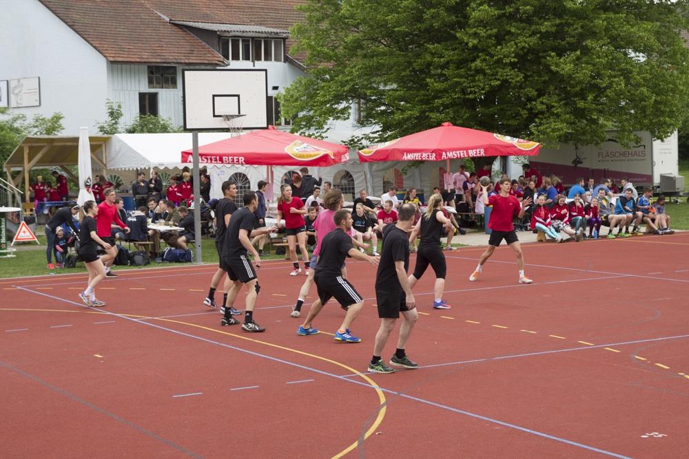 30. Handballturnier mit Jubiläumsparty