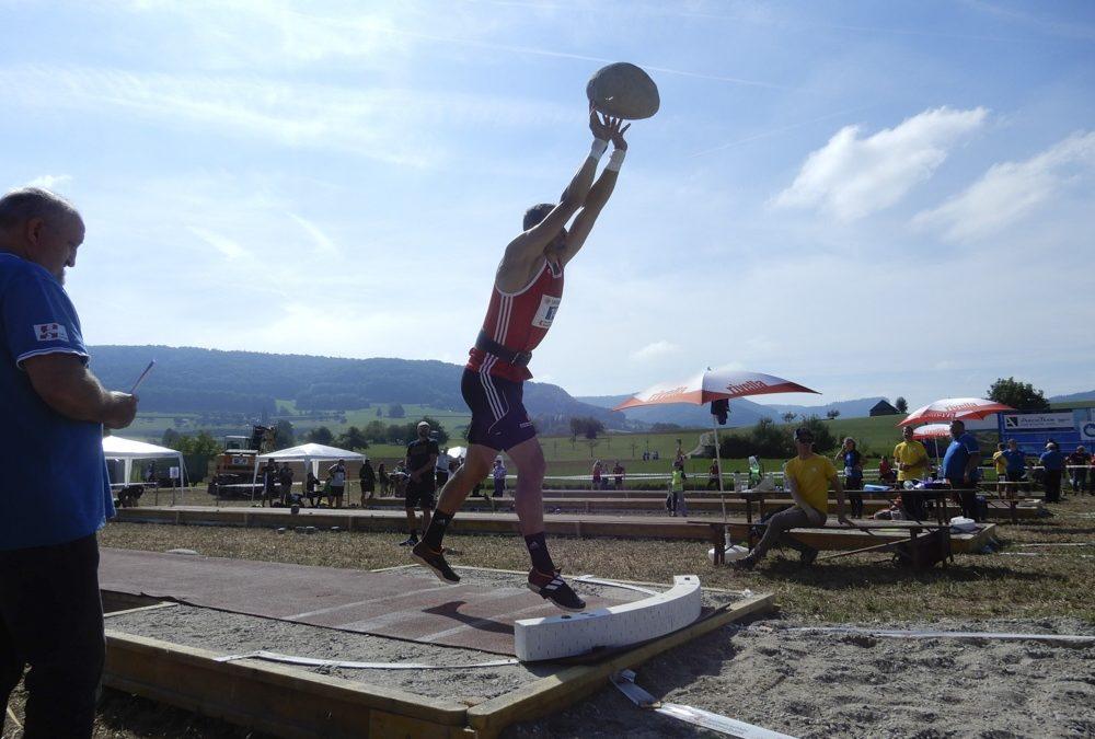 ABSAGE Aargauer Meisterschaften Steinstossen